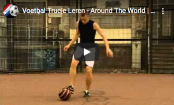 Freestyle around the world - trucje