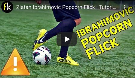 Ibrahimovic Popcorn Flick