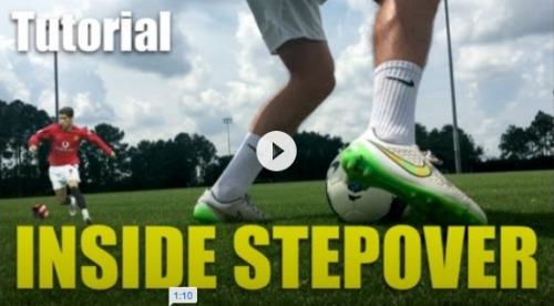 Omgekeerde Overstap - Reverse Step-over