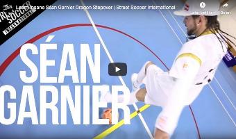 Sean garnier voetbaltruc - Dragon overstap