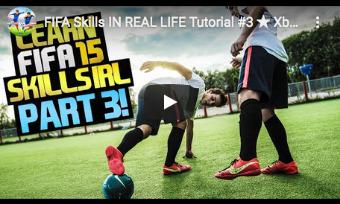 SkillTwins - fifa 15 tricks