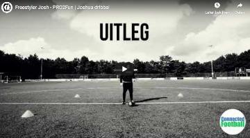 Voetbal trucjes leren - Dribbel oefeningen