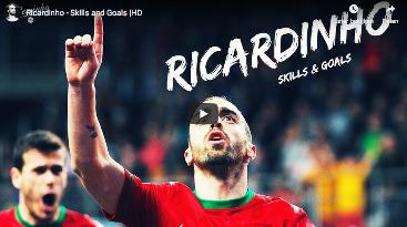 Ricardinho skills en goals - zaalvoetbal trucjes