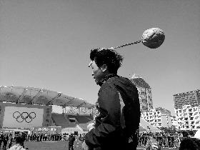 Warming-up oefeningen - voetbaltrainingen