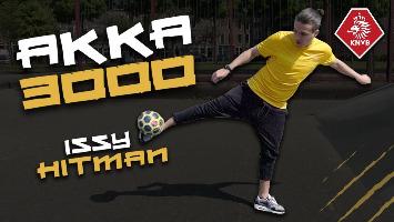 Akka 3000 - Issy Hitman straatvoetbal