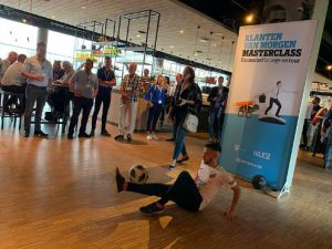 Event voetbalentertainment