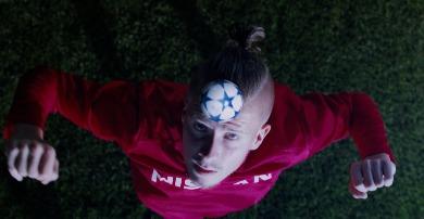 Rowdy Heinen - Freestyle voetballer