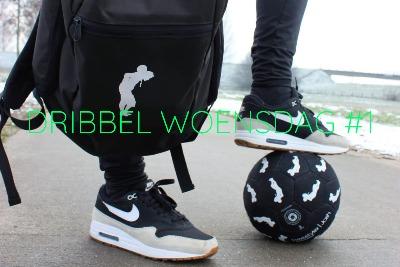 DRIBBEL WOENSDAG 1 - ONLINE VOETBALTRAINING