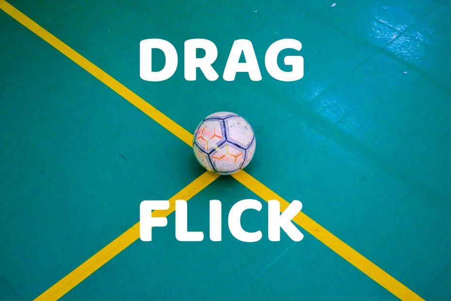 drag-flick-bal-opwippen-voetbaltruc
